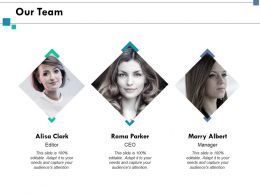 Our Team Introduction I92 Ppt Powerpoint Presentation File Designs Download