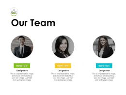 Our Team Introduction L784 Ppt Powerpoint Infographic Template