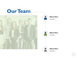 Our Team Members Communication K198 Ppt Powerpoint Presentation Icon Show