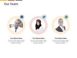 Our Team Members Coordination 270 Ppt Powerpoint Presentation Gallery Shapes