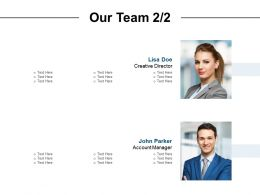 Our Team Planning Management L28 Ppt Powerpoint Presentation Slides Show
