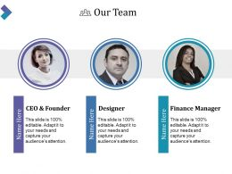Our Team Powerpoint Slide Designs Download