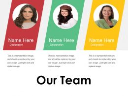 Our Team Powerpoint Templates Microsoft Templates 1
