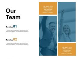 Our Team Ppt Powerpoint Presentation Model Images