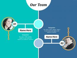 Our Team Ppt Summary Designs Download