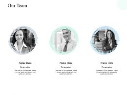 Our Team Strategy H213 Ppt Powerpoint Presentation Show Infographics