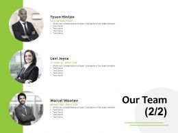 Our Team Teamwork F897 Ppt Powerpoint Presentation Pictures Themes
