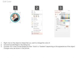 82135588 Style Essentials 1 Our Team 3 Piece Powerpoint Presentation Diagram Infographic Slide