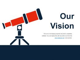 Our Vision Powerpoint Slide Backgrounds