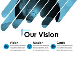 Our Vision Ppt Examples Professional Template 1