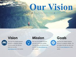 Our Vision Ppt File Images