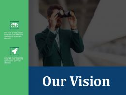 Our Vision Ppt Portfolio Microsoft