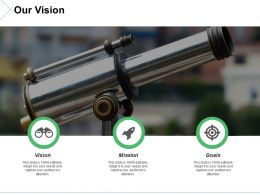 Our Vision Ppt Summary Designs Download