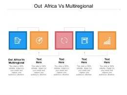 Out Africa Vs Multiregional Ppt Powerpoint Presentation File Slide Cpb