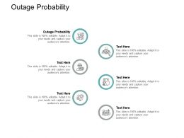 Outage Probability Ppt Powerpoint Presentation Model Graphics Download Cpb