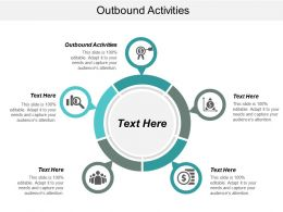 Outbound Activities Ppt Powerpoint Presentation File Visual Aids Cpb