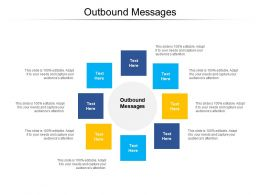 Outbound Messages Ppt Powerpoint Presentation File Smartart Cpb