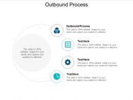 Outbound Process Ppt Powerpoint Presentation Infographics Background Images Cpb