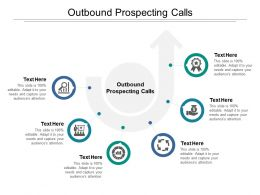 Outbound Prospecting Calls Ppt Powerpoint Presentation Styles Images Cpb