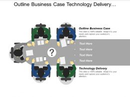 Outline Business Case Technology Delivery Publisher Finance System