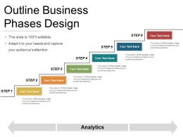 Outline Business Phases Design