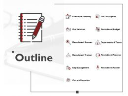 Outline Key Management J169 Ppt Powerpoint Presentation File Slides