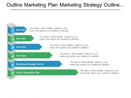 Outline Marketing Plan Marketing Strategy Outline Cost Leadership Strategy Cpb