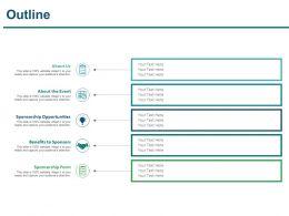 Outline PowerPoint Slide Designs