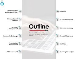 Outline Ppt Powerpoint Presentation File Graphics Tutorials
