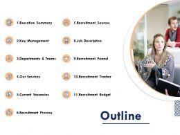 Outline Ppt Powerpoint Presentation Slides Files
