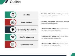 Outline Presentation Ideas