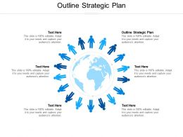 Outline Strategic Plan Ppt Powerpoint Presentation Pictures Outfit Cpb