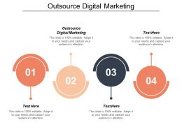 Outsource Digital Marketing Ppt Powerpoint Presentation Gallery Good Cpb