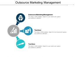 Outsource Marketing Management Ppt Powerpoint Presentation Inspiration Graphics Tutorials Cpb