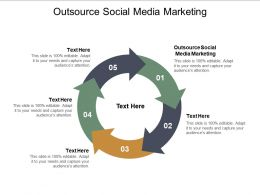 Outsource Social Media Marketing Ppt Powerpoint Presentation Portfolio Influencers Cpb