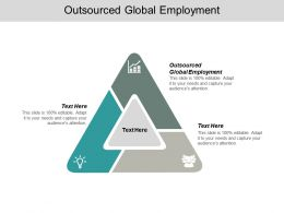 Outsourced Global Employment Ppt Powerpoint Presentation Gallery Guide Cpb