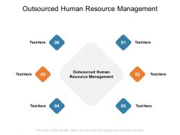 Outsourced Human Resource Management Ppt Powerpoint Presentation Slides Cpb