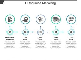 Outsourced Marketing Ppt Powerpoint Presentation Icon Deck Cpb