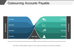 Outsourcing Accounts Payable Powerpoint Slides Templates