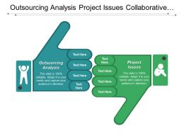 Outsourcing Analysis Project Issues Collaborative Learning Management Process Cpb