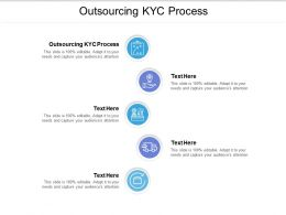 Outsourcing KYC Process Ppt Powerpoint Presentation Inspiration Example Cpb