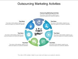 Outsourcing Marketing Activities Ppt Powerpoint Presentation Gallery Infographics Cpb