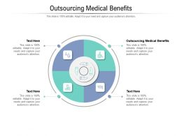 Outsourcing Medical Benefits Ppt Powerpoint Presentation File Inspiration Cpb