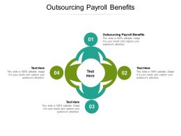 Outsourcing Payroll Benefits Ppt Powerpoint Presentation Ideas Good Cpb