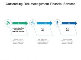 Outsourcing Risk Management Financial Services Ppt Powerpoint Presentation File Vector Cpb