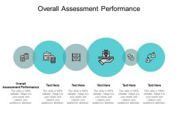 Overall Assessment Performance Ppt Powerpoint Presentation Layouts Model Cpb
