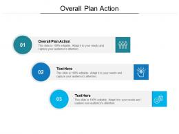 Overall Plan Action Ppt Powerpoint Presentation Inspiration Design Ideas Cpb