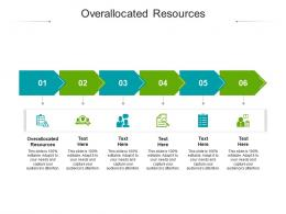 Overallocated Resources Ppt Powerpoint Presentation Layouts Design Ideas Cpb