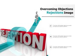 Overcoming Objections Rejections Image