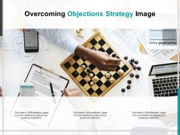 Overcoming Objections Strategy Image